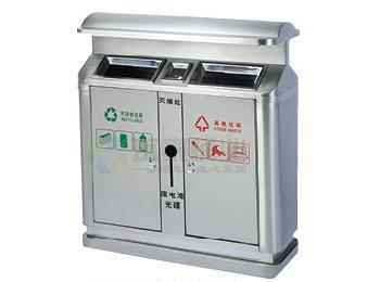 不锈钢分类垃圾箱HT-BXG1370,不锈钢,千赢国际登录,HT-BXG1370,不锈钢,千赢国际登录,HT-