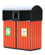 户外钢木双投口千赢国际登录HT-GM7130