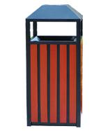 宝塔塔形钢木方筒HT-GM6510