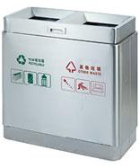 不锈钢垃圾分类千赢国际登录HT-BXG1540