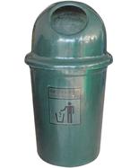 绿色圆形玻璃钢千赢国际登录HT-BLG2180