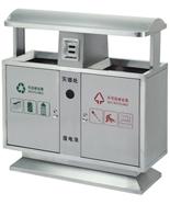 户外分类不锈钢成都桶HT-BXG1070