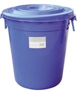 蓝色圆桶塑料千赢国际登录HT-SL3230