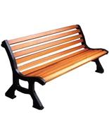 园林公园靠背椅HT-XXY308